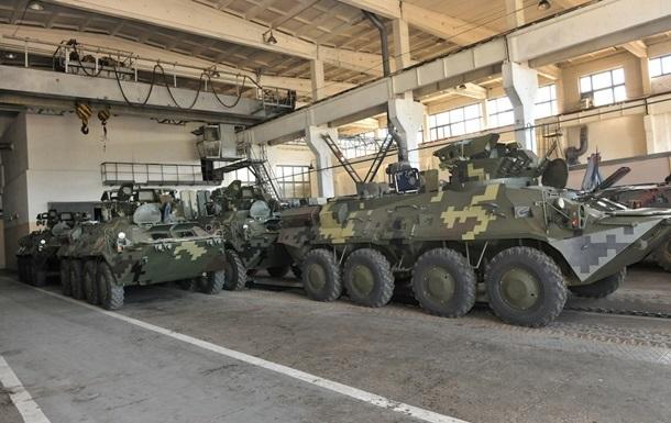 Украинских военных будут учить пользоваться новой техникой прямо на заводах