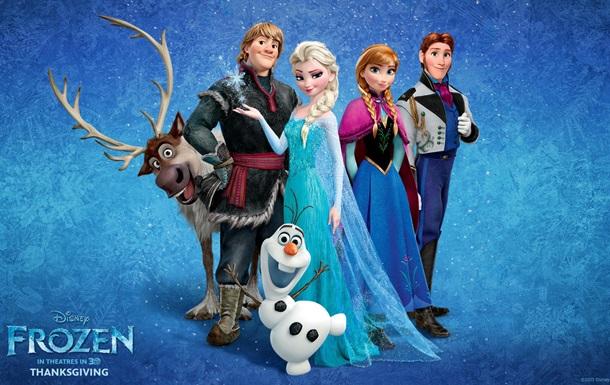 Студия Disney снимет сиквел мультфильма  Холодное сердце