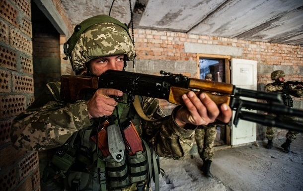 Нацгвардия Украины и армия США проведут совместные учения