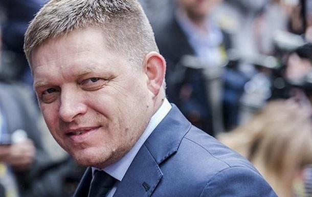 Премьер Словакии назвал санкции ЕС бесполезными