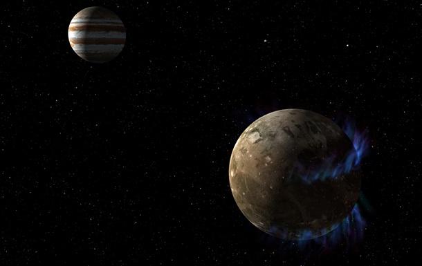 На спутнике Юпитера есть соленый океан - ученые