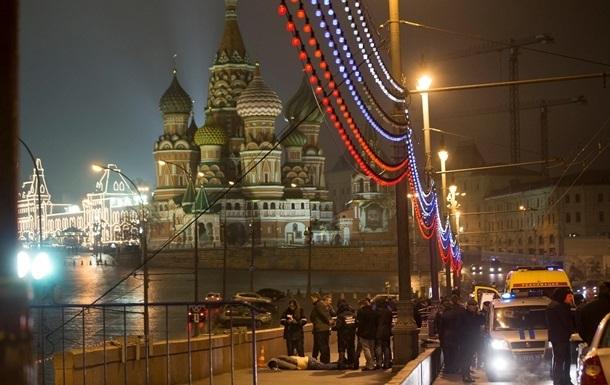 В реке возле места убийства Немцова нашли два пистолета - СМИ