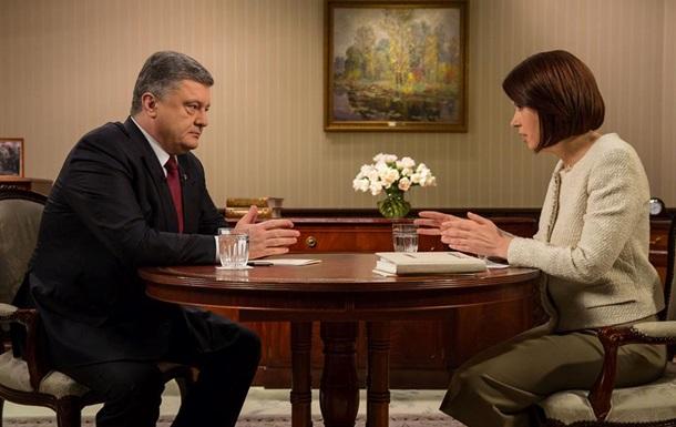 Украина получит летальное оружие при новом витке агрессии – Порошенко