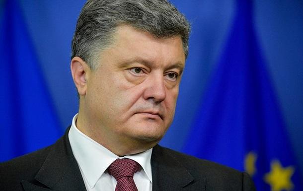 Порошенко: На Донбассе идет медленная деэскалация конфликта
