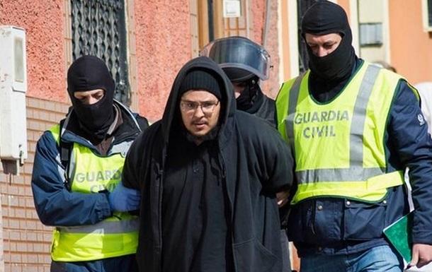 Полиция Испании задержала восемь предполагаемых террористов