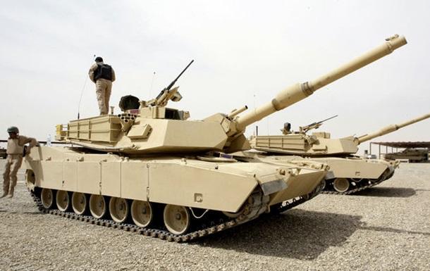 Американские танки и десантники прибывают в Эстонию