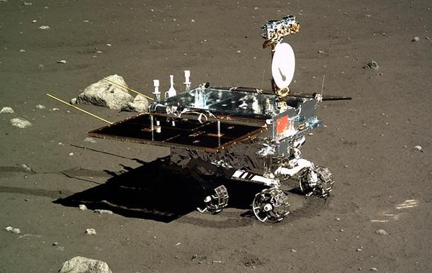 Луноход  Нефритовый заяц  рассказал об активном геологическом прошлом Луны