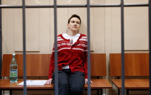 Украинские врачи рассказали о здоровье Савченко