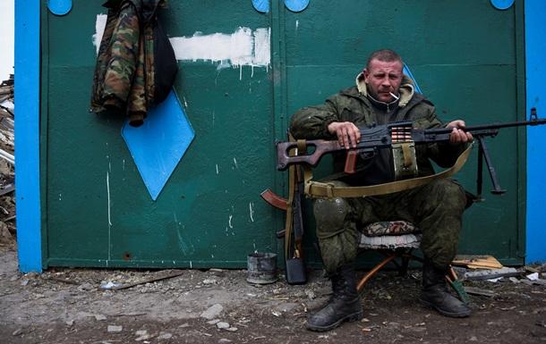 Конфликт на Донбассе: в рядах сепаратистов более 100 немцев - СМИ
