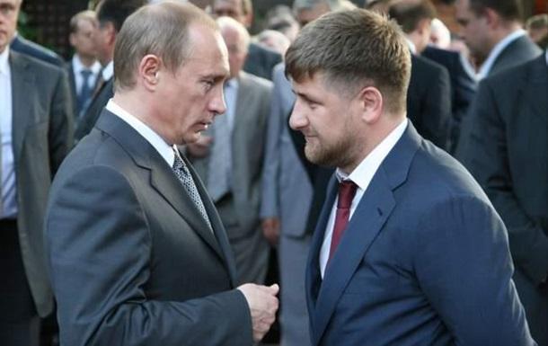 Почему Путин, наградил Кадырова орденом Почёта в женский праздник ?