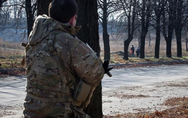 Вблизи Песков погиб боец  Днепра-1
