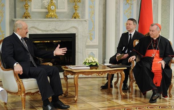Ватикан поможет сближению Белоруссии и ЕС