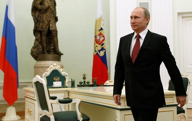 Пресса США: почему Путин не может заболеть гриппом