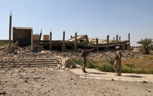 В Ираке разрушили мавзолей Саддама Хусейна