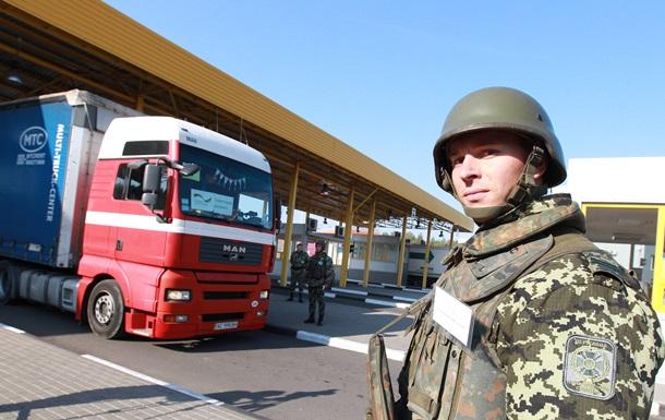Граница на замке: Киев закрыл малые пункты пропуска для россиян