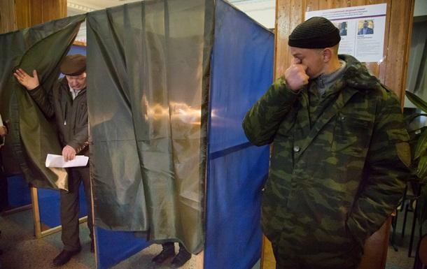 Луценко: Выборы в оккупированном Донбассе в этом году маловероятны