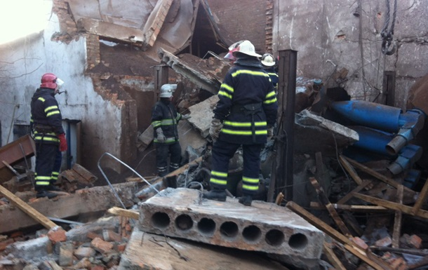 Взрыв в Хмельницкой области: есть погибший и один под завалами