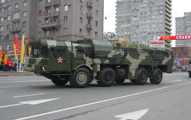 Россия усиливает Калининградскую область  Искандерами  - СМИ