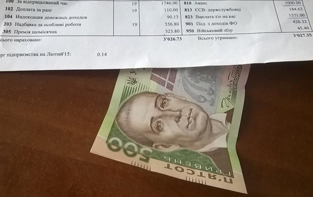 Про корупцію та премії у Апараті ВРУ