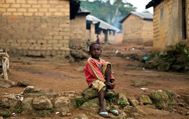 В ЮНИСЕФ назвали количество заболевших Эболой детей