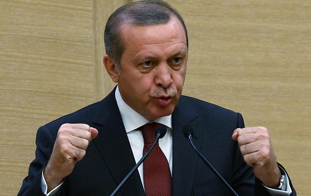 Президент Турции приедет в Украину в пятницу