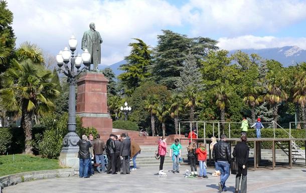 Крым: первая весна
