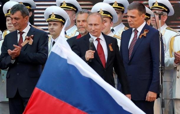 Яценюк рассказал об экспертизе российского фильма о Крыме