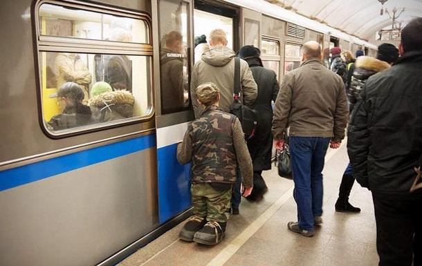 Московские власти хотят штрафовать попрошаек в метро