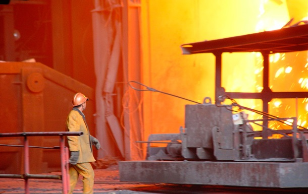 Опубликованы данные о падении производства в Украине