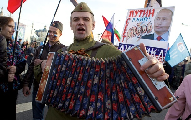 Итоги 18 марта: Годовщина аннексии Крыма и протесты во Франкфурте