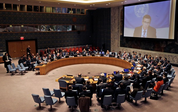 Россия отказалась от неформальной встречи Совбеза ООН по Крыму