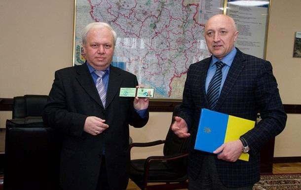 Полтавской области поможет советник из Литвы