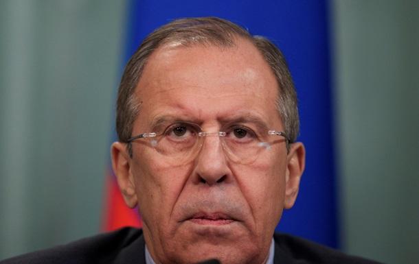 Лавров обвинил США в подстрекательстве Киева к войне