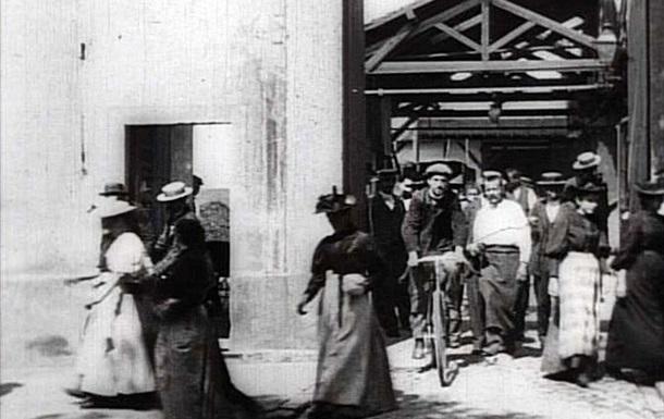 Во Франции сняли ремейк первого фильма в истории кинематографа