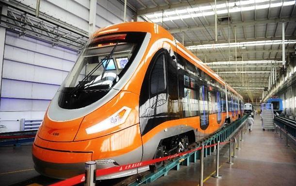 В Китае создан первый в мире водородный трамвай с подзарядкой в три минуты