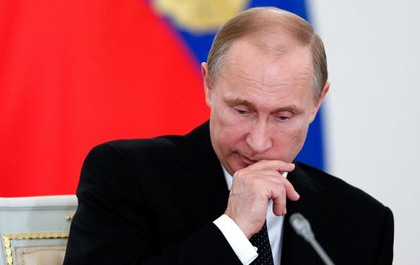 Путин пришел в ярость из-за убийства Немцова - Bloomberg