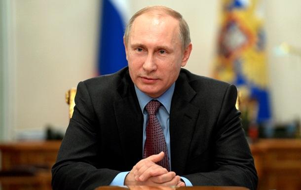Путин предложил Беларуси и Казахстану создать валютный союз