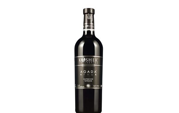 Кошерное вино AGADA - успех определенный ценностью