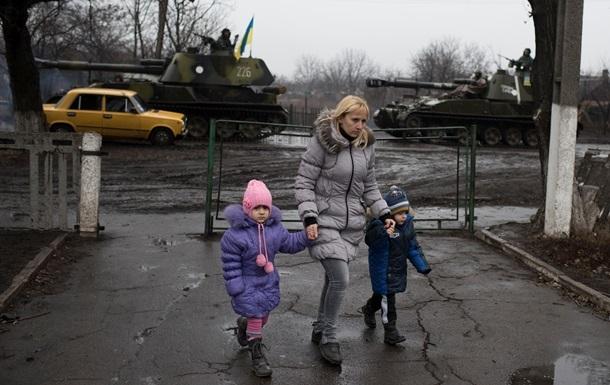 Особый статус Донбасса поддерживают большинство читателей Корреспондент.net