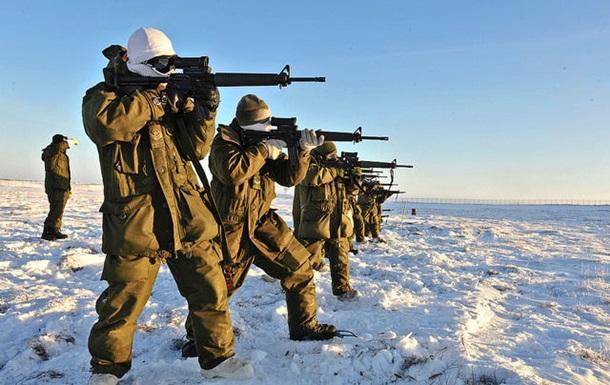 Канада начала военные учения у своих арктических границ