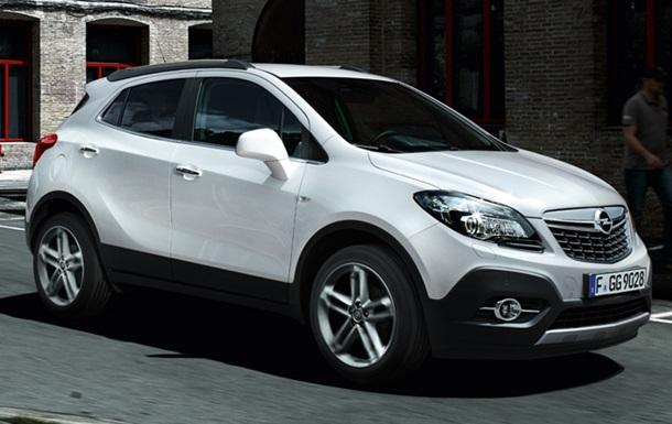 Уходящий из России Opel решил развивать бизнес в Украине