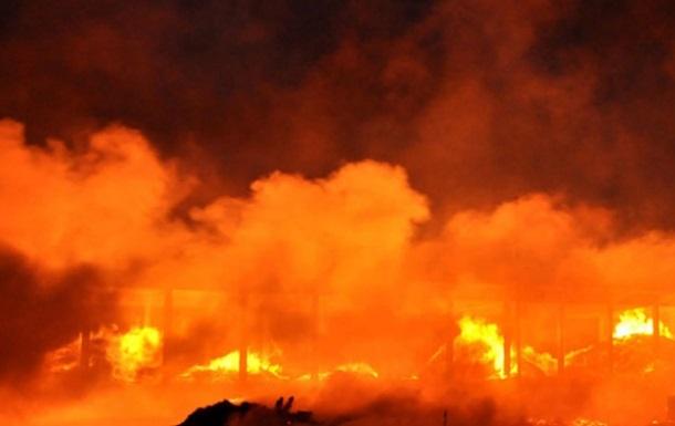 На военном заводе в Болгарии произошел взрыв