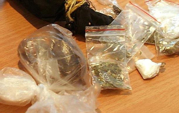 В Запорожской области накрыли группу наркоторговцев