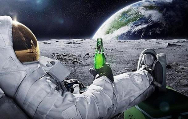 В США выпустят  космическое  пиво с особенными ингредиентами
