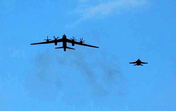 В Японии сообщили о российских бомбардировщиках у своих берегов