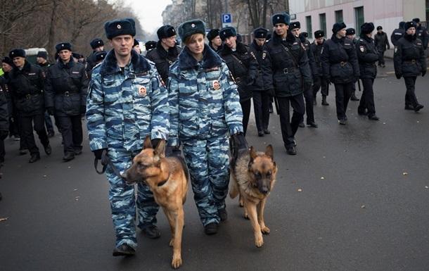 В России уволят более 100 тысяч полицейских