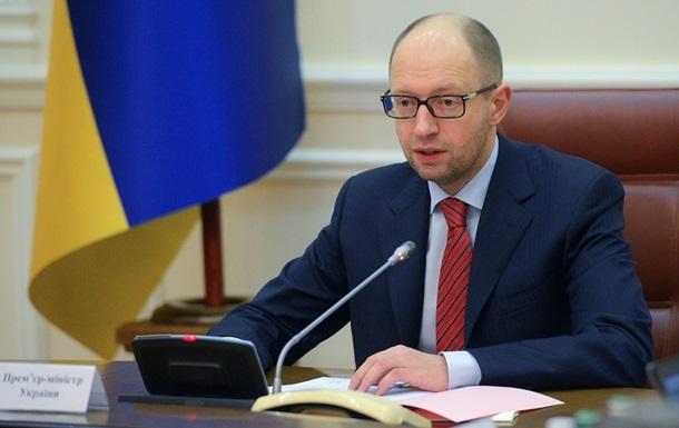 Яценюк собрал силовиков на срочное заседание - СМИ