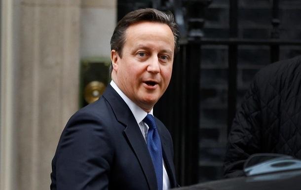 Дэвид Кэмерон решил не баллотироваться на третий срок