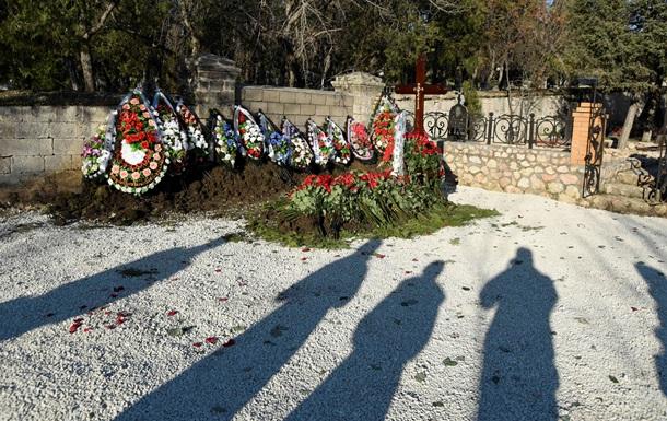 Аксенов прокомментировал сообщения о похоронах Януковича в Крыму