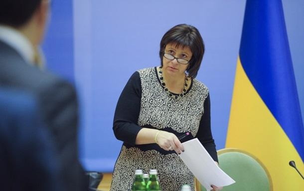 Яресько: Россия не ответила на приглашение о переговорах по долгу
